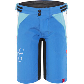 Cube Blackline Spodnie rowerowe Dzieci niebieski